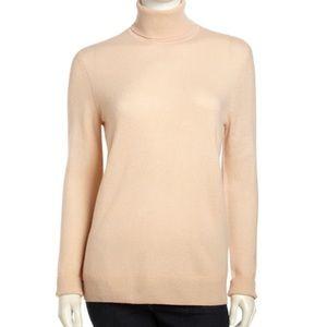 Equipment 100% cashmere Oscar turtleneck sweater